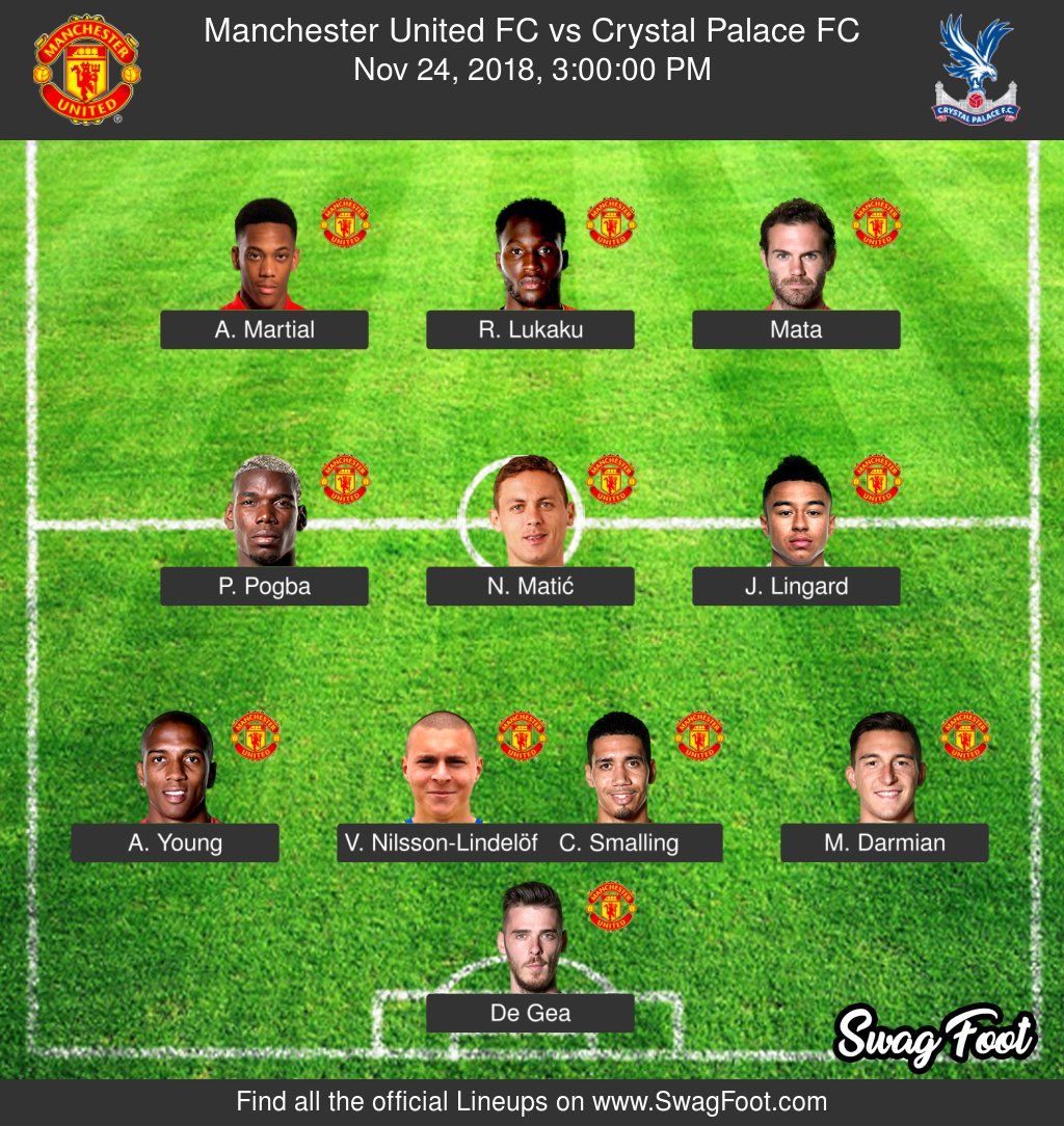 Team Manchester United Fc